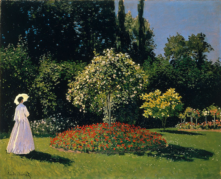 By Claude Monet