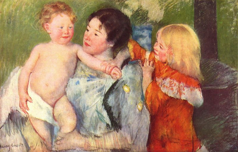the life and career of mary cassatt Mary stevenson cassatt biography mary cassatt's early life and struggles to become an artist cassatt began her formal training in art in 1860 when she was 16.