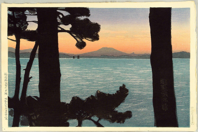 By Watanabe Shozaburo - 1885-1962
