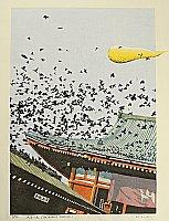 Eimei Machida born 1959 - The Birds of Asakusa