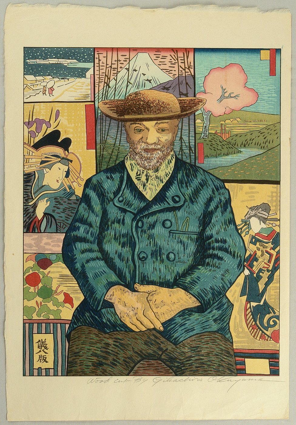 Van Gogh Und Japanische Kunst Artelino