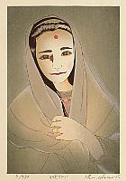 Ryusei Okamoto born 1949 - Children of Asia - In the Moonlight