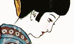 Shiro Kasamatsu 1898-1992 - Girls and Flowers - Set A