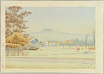 Takeji Asano 1900-1999 - Early Autumn