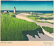 Tom Kristensen born 1962 - Great Point Lighthouse