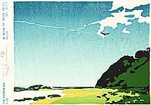 Tom Kristensen born 1962 - 36 Views of Green Island - 13 - Sea Eagle
