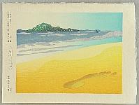 Tom Kristensen born 1962 - 36 Views of Green Island - 26 - Footprint