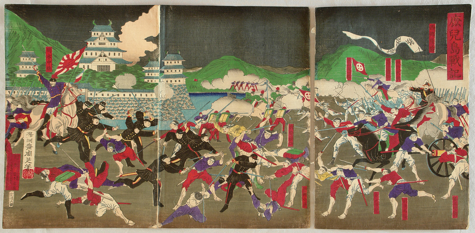 saigo takamori Saigo takamori in the emergence of meiji japan charles l yates earlham college i according to the view current among most japanese today, the sam.