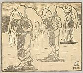 Sakae Okano 1880-1942 - Farmers