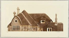 Chris van Otterloo born 1950 - Villa Roof - Wassenaar