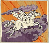 Gekka Minagawa 1892-1987 - Collection of Works by Gekka Minagawa - Pegasus