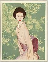 Keiichi Takasawa 1914-1984 - Takasawa Keiichi Self Selected Works Collection - Green