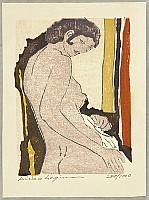 Hideo Hagiwara 1913-2007 - Nude