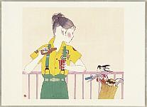 Seiichi Hayashi born 1945 - Private Time - May Wind
