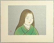 Katashi Oyama born 1934 - Woman