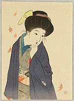 Keishu Takeuchi 1861-1942 - Balmy Autumn Day