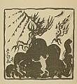 Usen Ogawa 1868-1938 - Album of Sketches by Ogawa Usen - Vol.3