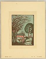 Seizo Hirakawa 1896-1964 - Hanga Vol. 8 - Landscape