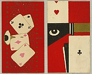 Unknown - Handmade Woodblock Envelopes