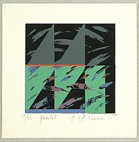 Masao Minami born 1935 - Quartet