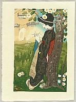Yumeji Takehisa 1884-1934 - The Sun