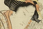 Toyokuni Utagawa 1769-1825 - Twelve Zodiac Signs - Bird