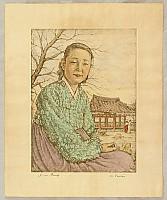 Willy Seiler 1903 - ? - Korean Beauty