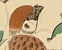 Jo  fl.ca. 1920-30s - Sparrow in the Snow