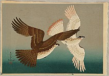Bakufu Ono 1888-1976 - Flying Eagles