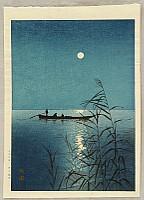 Koho Shoda 1871?-1946? - Moonlit Sea