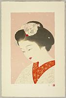 Yoshio Takagi 1923 - 2001 - The Flower
