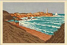 Takeji Asano 1900-1999 - Cape Inubo
