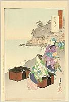 Gekko Ogata 1859-1920 - Gekko's Essay - Looking at Ocean