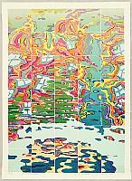 Risaburo Kimura born 1924 - Great Cities of the World - Amsterdam