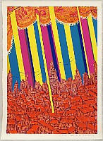 Risaburo Kimura born 1924 - Great Cities of the World - Madrid