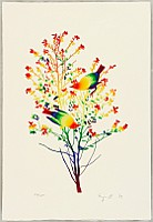 Ay-O  born 1931 - Home of the Rainbow Spirit - A