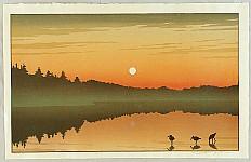 Tsukasa Yoshida born 1949 - Reflect