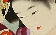 Shinsui Ito 1898-1972 - Spring Snow