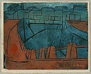 Tadashige Ono 1909-1990 - Moat