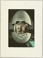 Koichi Sakamoto born 1932 - Dark Afternoon