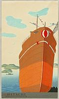 Bakufu Ono 1888-1976 - Hitachi Ship Building