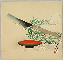 Zeshin Shibata 1807-1891 - Still Life