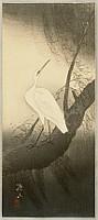 Sozan Ito 1884-? - White Egret