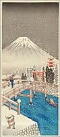 not identified - Mt. Fuji
