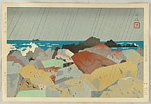 Hideo Nishiyama 1911-1989 - Muroto Cape