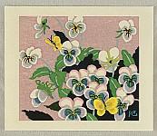 Kieko Tsurusawa born 1942 - Butterflies