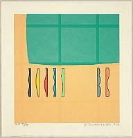 Yoshisuke Funasaka born 1939 - Artwork -  M129