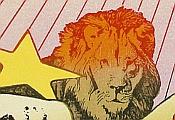Hodaka Yoshida 1926-1995 - Zodiac Series - Leo