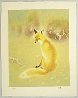Kayo Yamaguchi 1899-1984 - Fox