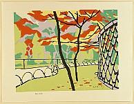 Saburo Miyata born 1924 - Landscape Complete of Japan - Kyoto - Koetsu Temple